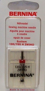 Bernina 130ZWIHO NEEDLE HEMSTITCH DOUBLE