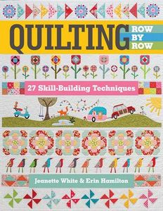 C&T Publishing CT11277 Quilting Row by Row