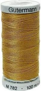 Gutermann 723574-1870 Jeans Thread 100m GOLD - 5 Spools