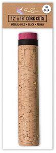 Eversewn VL50R101, Herringbone Natural Cork Fabric 27 Inches x  1 Yard
