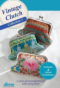 95849: DIME Vintage Clutch Collection 1 Bundle