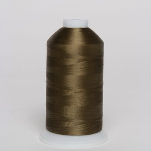 94666: Exquisite Polyester Embroidery Thread Large Cone x956 Seagrass 5000m