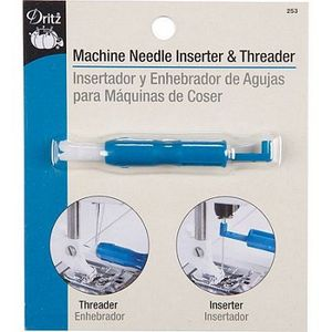 84426: Dritz D253 Machine Needle Inserter and Needle Threader - Pack of 3