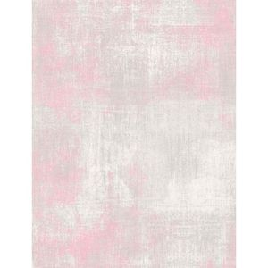 Wilmington Prints 1077 89205 193 Dry Brush Gray/Pink