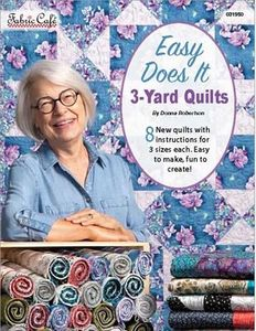 89968: Pat Sloan's B1392 Teach Me to Mayke My First Quilt How-To Book