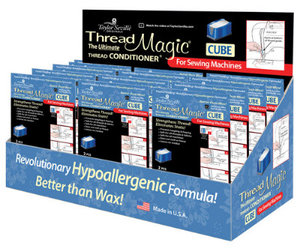 95961: Taylor Seville TMDISP-C Thread Magic Cube Thread Conditioners - Pack of 12