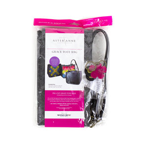 96002: Aster & Anne AAPFK-GT Grace Tote Sewing Kit