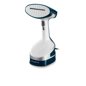 96015: Rowenta DR8120 Xcel Steam Plus Garment Clothes Steamer, 2 Steam Levels, Aluminum Heat Plate, Ceramic Coating, Ultra Fast Heating.