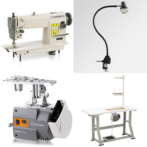 8051: Reliable 3200SN Needle Feed Only Industrial Sewing Machine & Stand