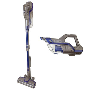 96185: Cirrus C-VC25 Cordless 2in1 Upright Stick Vac and Hand Held Vacuum Cleaner