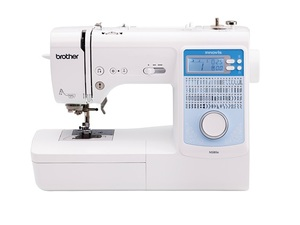 Babylock Jubilant BL80, Brother Innovis NS80E, 80 Stitch Computer Sewing Machine, 2 Fonts, 10x1Step Buttonholes, 55 Alphabet Characters, 35 Stitch Memory
