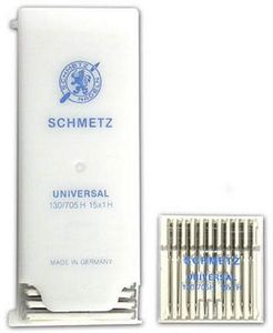 56270: Schmetz 130-G10-80 Magazine of Universal Needles Size 80 in 30 of 10/Pk