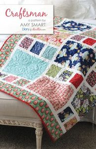 Diary of a Quilter DQ1601 Craftsman Pattern