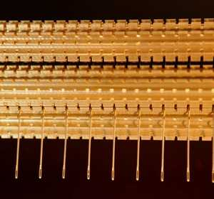 96441: Princess Pleater Needles 16pk for 24/47 Row Smocking Pleater Machine Made in Britain