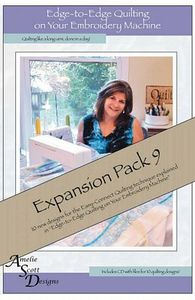 Amelie Scott Designs ASD223 Edge to Edge Expansion Pack 9