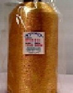 96604: Yenmet Y5-S14 Metallic 5000m 5500yd Mayan Gold Cone Spool of Specialty Thread