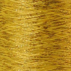 Yenmet Twilight Gold 500m-Yellow 7059 Spool of Specialty Metallic Thread