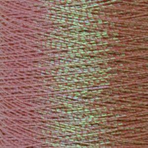 Yenmet Pearlessence 500m-Pink/Rose 7034 Spool of Specialty Metallic Thread