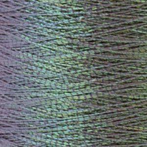 Yenmet Pearlessence 500m-Teal 7036 Spool of Specialty Metallic Thread