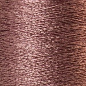 Yenmet Metallic 500m-Solid Lavendar 7025 Spool of Specialty Metallic Thread