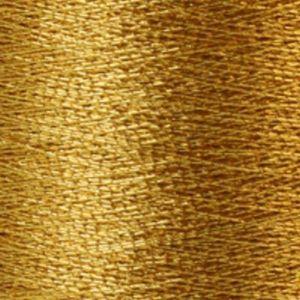 Yenmet Metallic 500m-14 karat Gold 7012 Spool of Specialty Metallic Thread