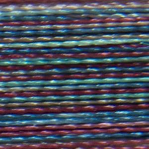 Isacord Variegated Multicolor Embroidery Thread 9970 Summer Berries Polyester 1000m Spool