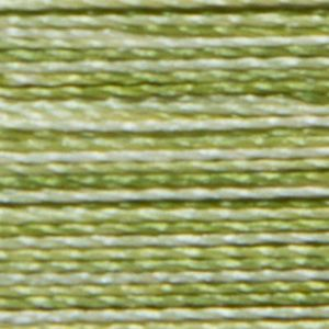 Isacord Variegated Multicolor Embroidery Thread 9868 Limeaide Polyester 1000m Spool