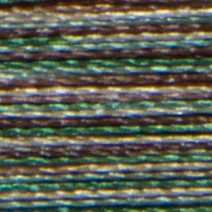 Isacord Variegated Multicolor Embroidery Thread 9982 Pine Forest  2579-9982 Polyester 1000m Spool