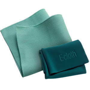 e-cloth TD-10615W Window Cleaning Pack–Set of 2 Cleaning Cloths