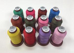 Dime VPURSES1Bundle Box of Vintage Thread