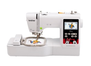 Brother, PE500D, Disney, Embroidery Machine