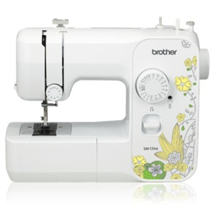 96844: Brother SM1704 17-Stitch Mechanical Sewing Machine