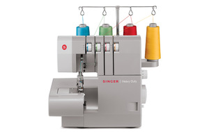 64409: Singer 14SH764CL Stylist (14CG754) Pro Finish Freearm Serger+DVD Video*