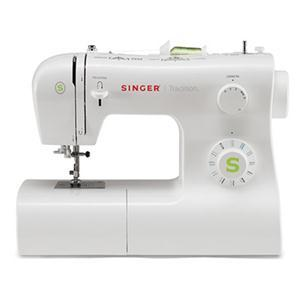 Singer, 2277, Simple, Mechanical, Sewing, Machine, 1-Step, Button, hole, Free arm, Singer 2277 Tradition Mechanical Sewing Machine with 23 Built-In Stitches, One-Step Buttonhole