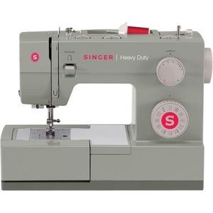 96921: Singer Heavy Duty 4452 32 Stitch Mechanical Sewing Machine - Gray