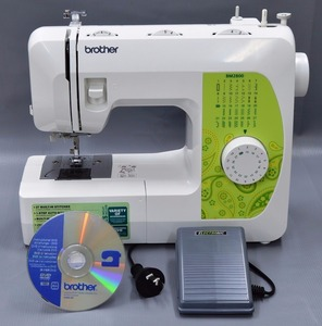 96951: Brother BM2800 28/63 Stitches Freearm Mechanical Sewing Machine 1Step Buttonhole, 6 Feet, Auto Thread, Width & Length, Quick Set Drop In Bobbin, 13Lbs