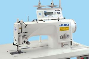 Juki DLN 9010-7S, or DLN 9010-7H, Direct Drive, High Speed, Needle Feed, or Drop feed, Lockstitch Machine; Automatic Thread Trimmer, Backtack, & Foot Lift - FREE100 Needles
