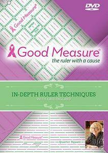 Good Measure Rulers DVD by Kaye England