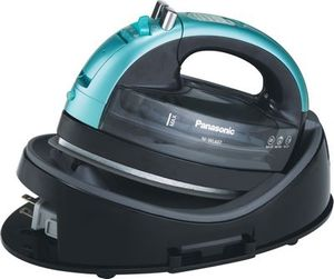 Panasonic NIWL607 360° Free Style Cordless Steam/Dry Iron with Color Options