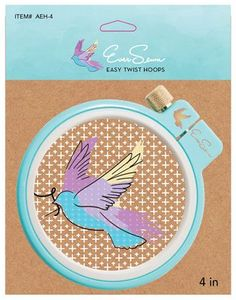 EverSewn AEH-4 4in Easy Twist Hoop