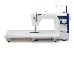 "97340: Juki TL-18QVP Haruka 9""Arm Straight Stitch Sewing, Free Motion Quilting Machine"