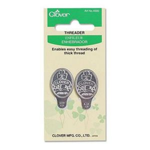 Clover CLQ4000 Needle Threader 2/pkg