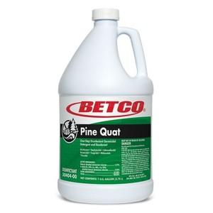 Betco CS-81057 Pine Cleaner, Disinfectant and Deodorant, 1 Gallon