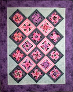 Sew Steady Westalee Triangle Treasures Patchwork Quilt Online Class Educational Course