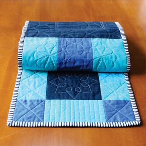 Sew Steady Westalee Table Runner and Placemats Online Class Educational Course