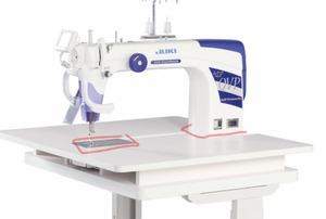 Juki Overlay Mat 35x36 for Seamless Free Motion Quilting on Miyabi J-350QVP S Sit Down 18x10 Longarm Quilting Machine 110V/Stand Replaces TL2200QVP-S