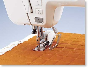 Sew Tech SA132 Brother Babylock BLG-OG Quilting Seam L Shaped Guide Bar Parallel Stitches