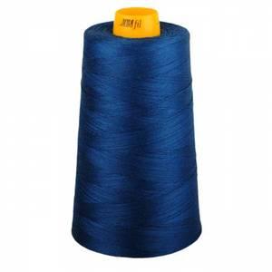 Aurifil Mako MK40-3CO-2783 Delft Blue, 40wt Poly 3280 yd. Cone Thread