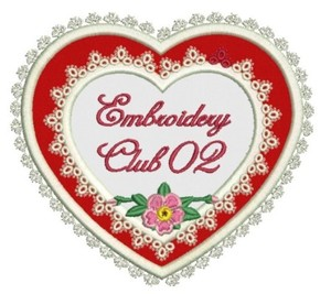 Floriani Embroidery Club 102 DVD with Trevor Conquergood