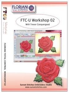Floriani DVDFTCU2 Floriani Total Control U Workshop #2